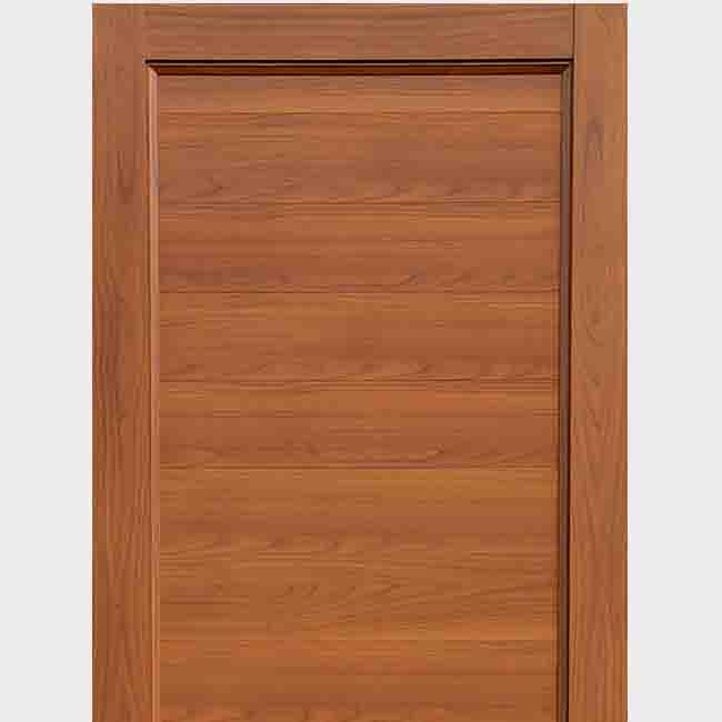Puertas de aluminio color madera great puerta laqueada for Aberturas de pvc simil madera precios